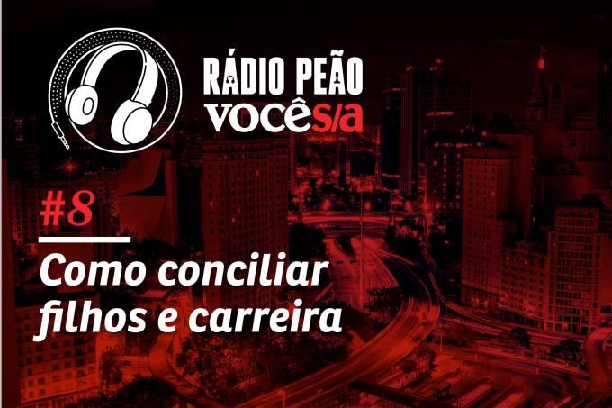 Episódio 8 – Rádio Peão