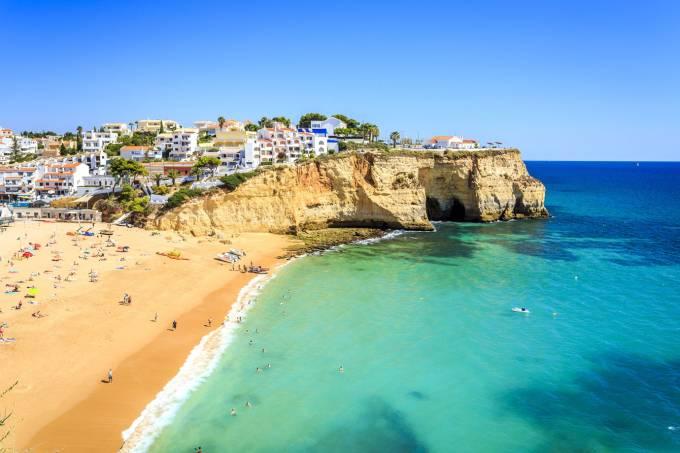 Carvoeiro-Algarve-Portugal