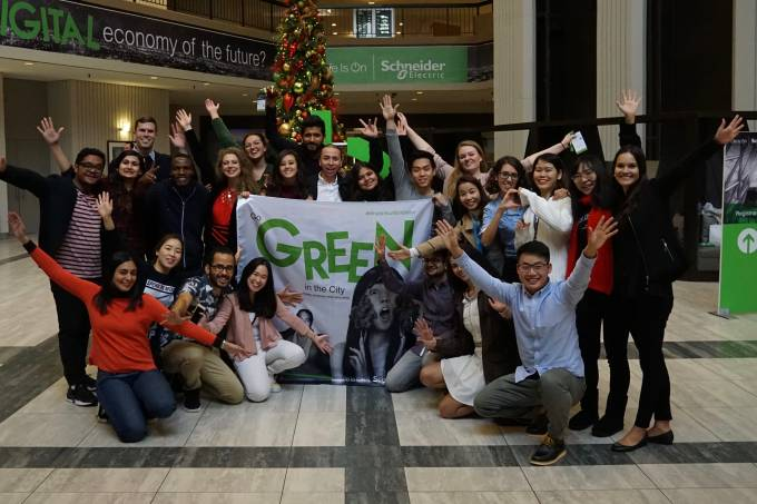 Go Green in the City 2018 Finalists
