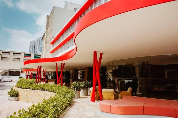 Nova sede do iFood em Osasco