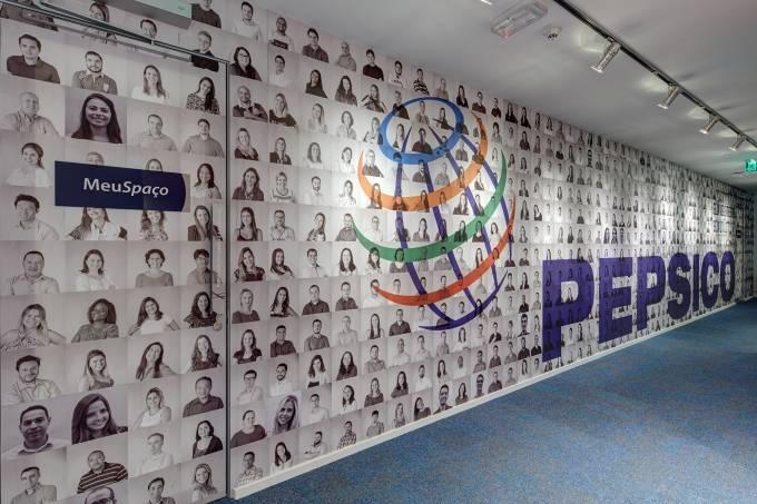 Por dentro da nova sede única da PepsiCo no Brasil