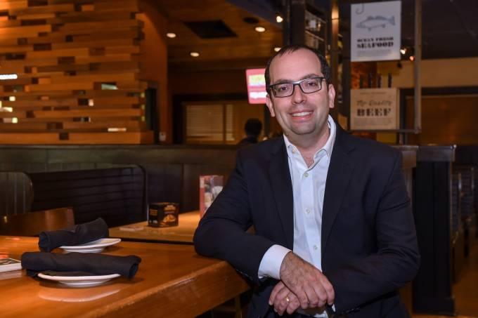 Pierre Berenstein  CEO Bloomin' Brands no Brasil
