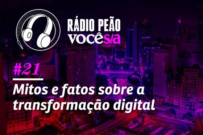 Rádio Peão episódio 21
