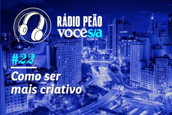 Episódio 22 Rádio Peão