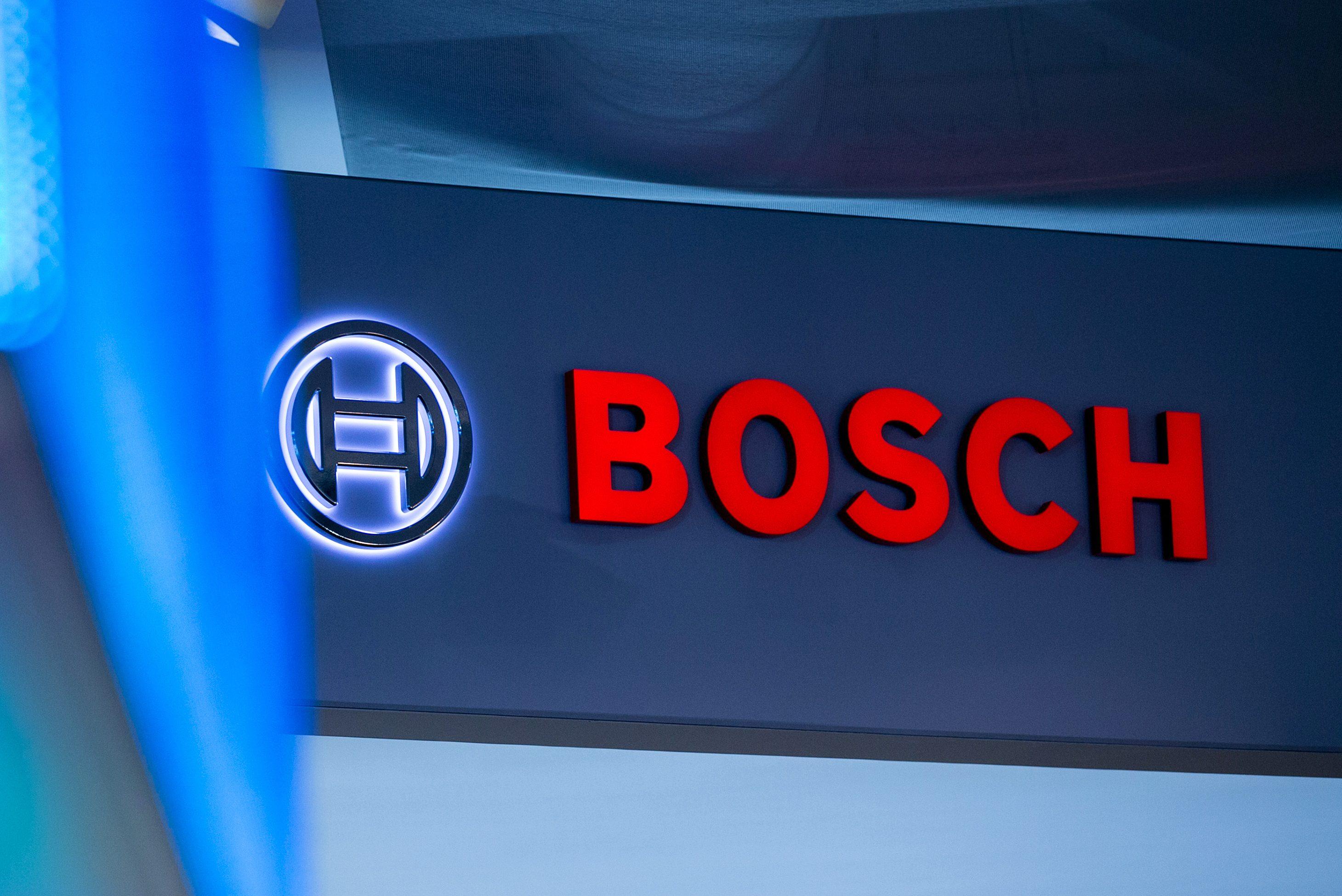 Logo da Bosch