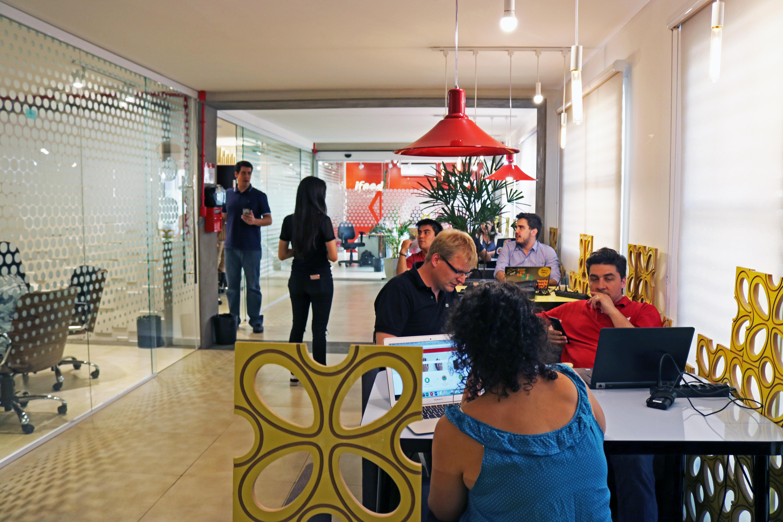 Por dentro do delicioso escritório do iFood em São Paulo