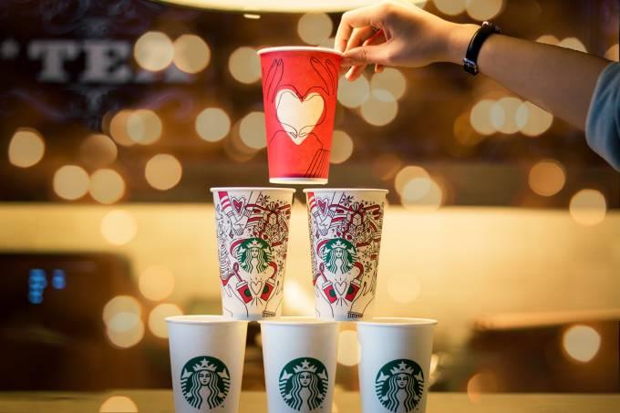 Starbucks copos