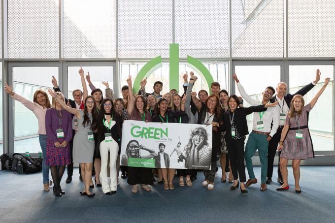 competição Go Green