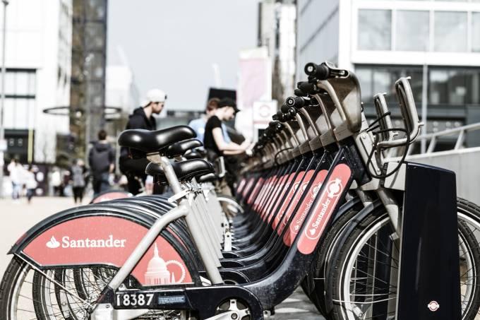 bicicletas Santander