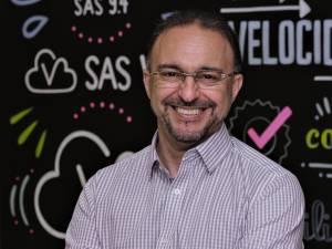 Cassio Pantaleoni , CEO da SAS Brasil