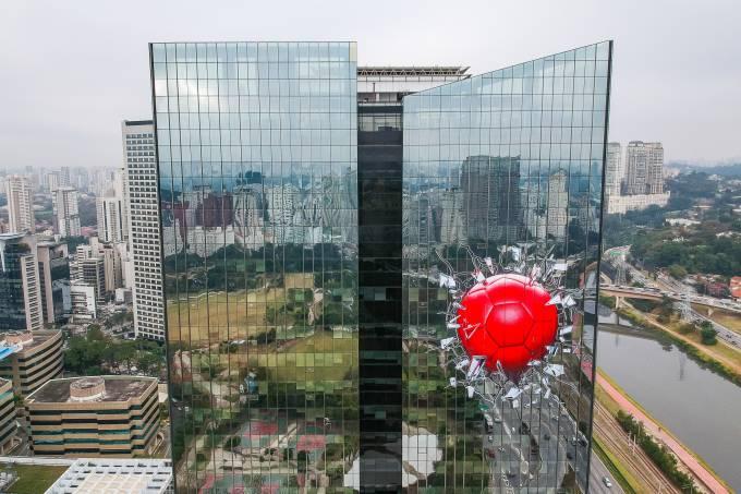 sede Santander em São Paulo