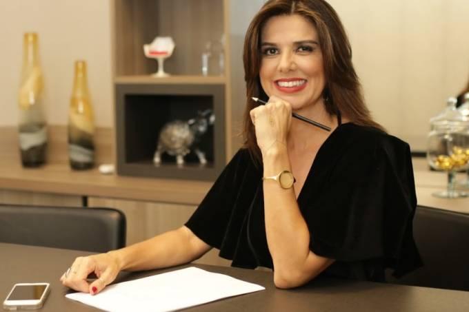Priscilia Queiroz, CEO da Rede Mulheres Que Decidem-