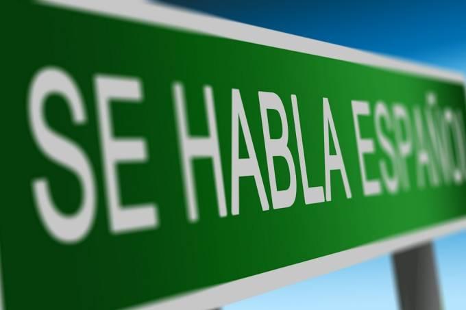 espanhol hablar