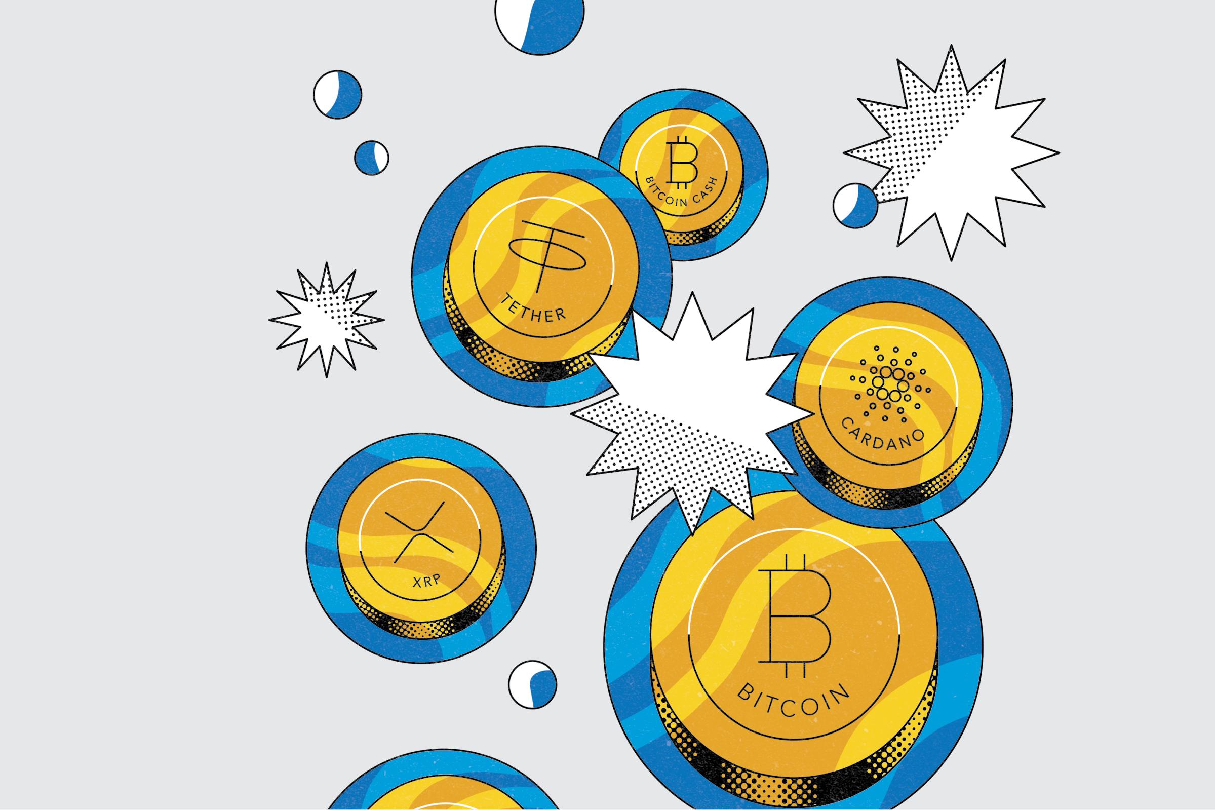 valore di bitcoin che cade)