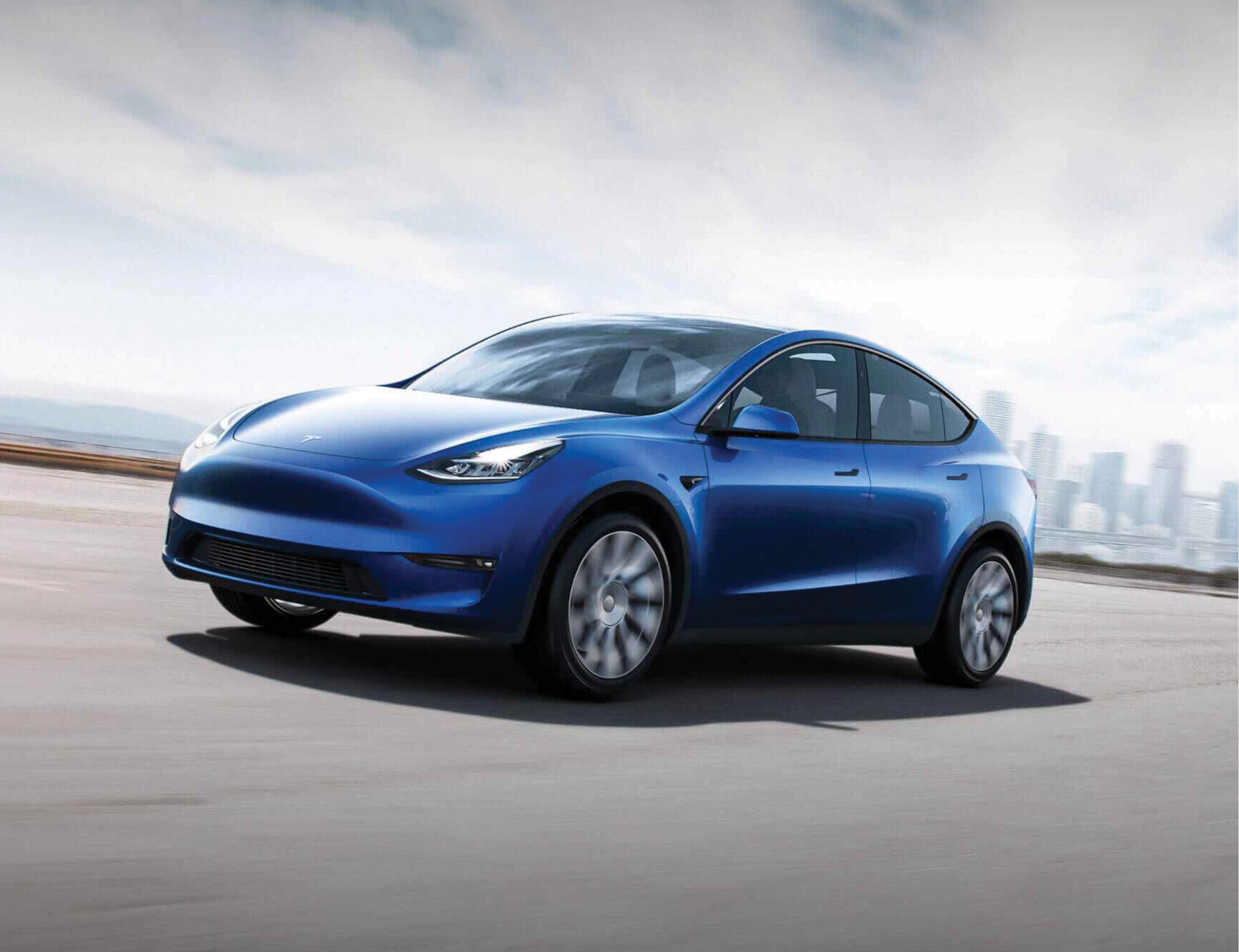 O Model Y, SUV que é a grande aposta da Tesla, começa em US$ 45 mil nos EUA – o dobro de um Jeep Compass por lá.