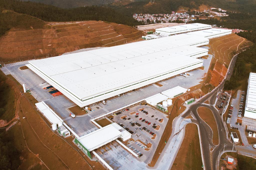 Centro de distribuição do Mercado Livre em Cajamar