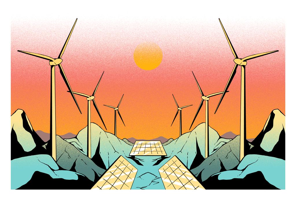 Empresas de energia com portfólio 100% renovável, e focadas em energia solar e eólica, têm uma presença cada vez maior na B3.